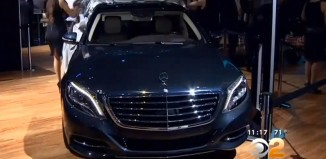 Eco Friendly Cars Steal the Show at LA Autoshow