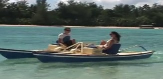 The Treddlecat Eco-Friendly Boat for Two