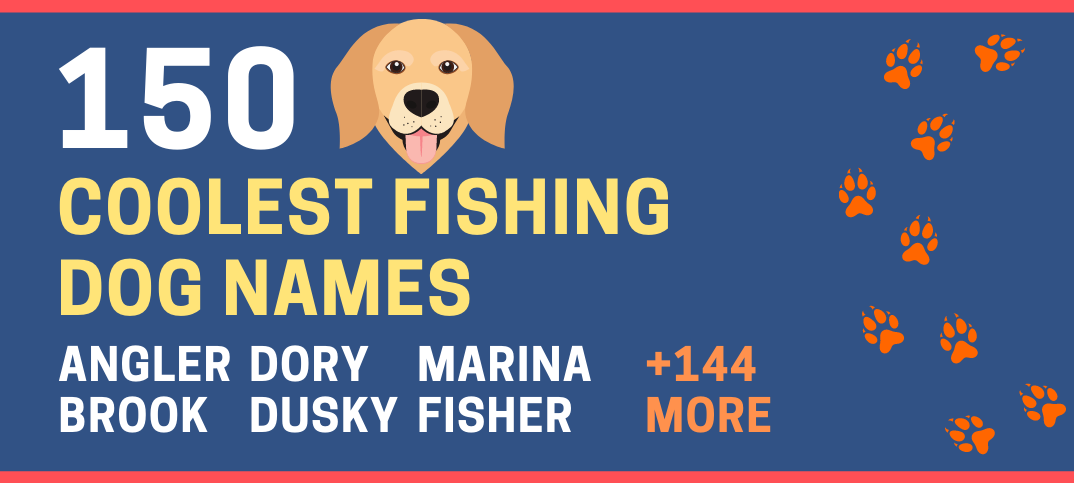 Fishing Dog Names